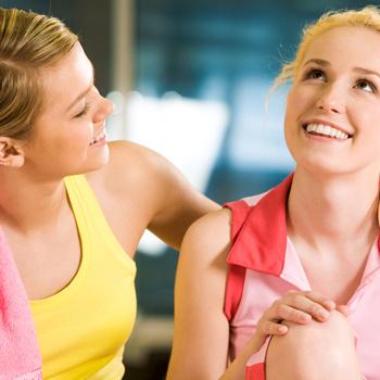 План тренировок, который прекрасно помог подруге, может быть категорически противопоказан вам.