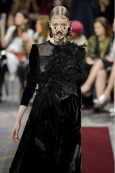 Главные тренды осень-зима 2015 | галерея [3] фото [3] Givenchy