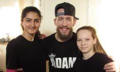 ADAM из «ТАНЦЕВ» провел мастер-классы в Оренбурге