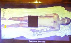 Фотография мертвого Майкла Джексона
