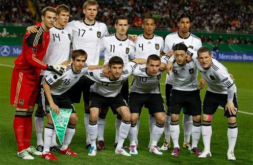 Сборная Германии на Евро-2012 вновь встретится с итальянской командой.