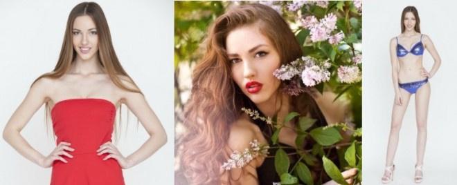 Победительница Мисс Волга – 2015