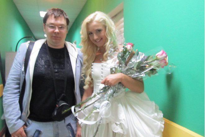 Ольга Бузова: фото после концерта