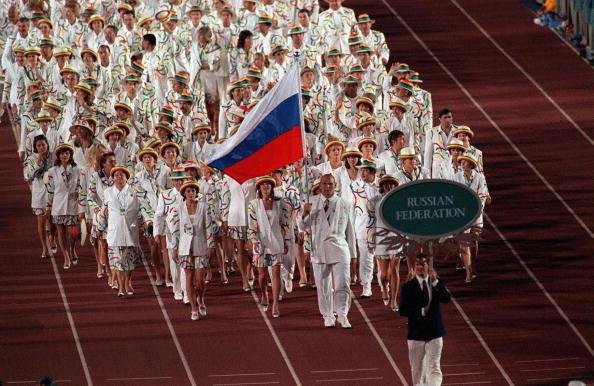 Олимпиада в Атланте 1996: форма команды России