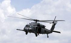 При крушении Ми-8 погибли бойцы «Альфы»