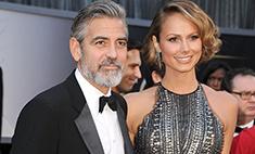 Бывшая девушка Джорджа Клуни родила дочь