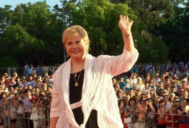 Кинотавр-2015: Татьяна Догилева