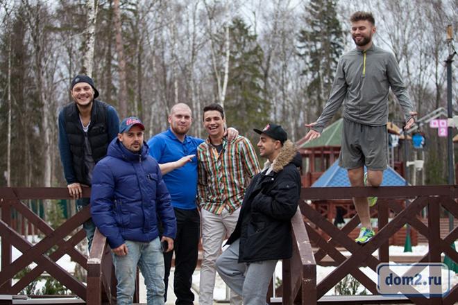 Александр Моисеев, Дом-2 на ТНТ: с Оксаной Соколовой