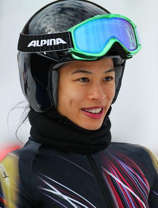 Ванесса Мэй, Олимпиада в Сочи, лыжи