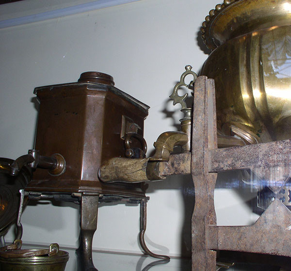выставка в музее Дом Машарова
