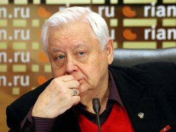 После перенесенной операции Олегу Табакову стало гораздо лучше