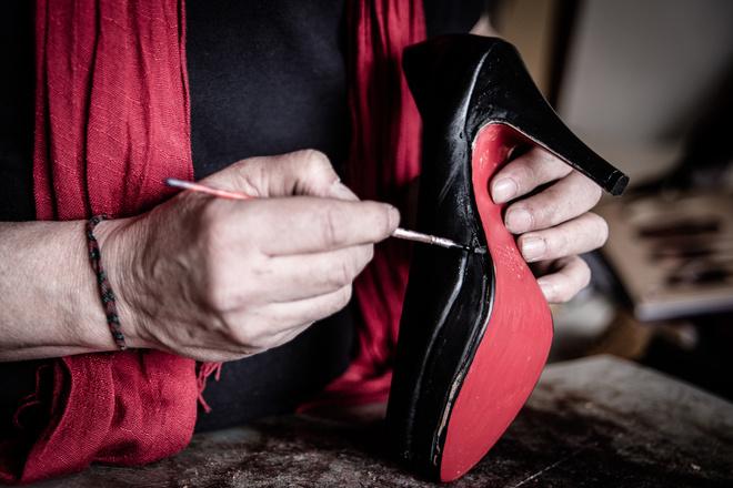 Как в домашних условиях покрасить туфли в