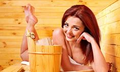 Оздоровительные процедуры в бане: маски и скрабы для кожи