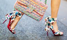 Роскошно! 20 пар туфель с необычным каблуком