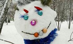 Не проходите мимо! 20 снеговиков, которые поднимут настроение