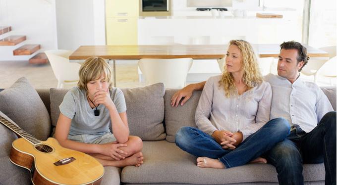 Беспокойный подросток: как с ним справиться?