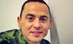 Ильшат Шабаев сбрил усы и стал солдатом