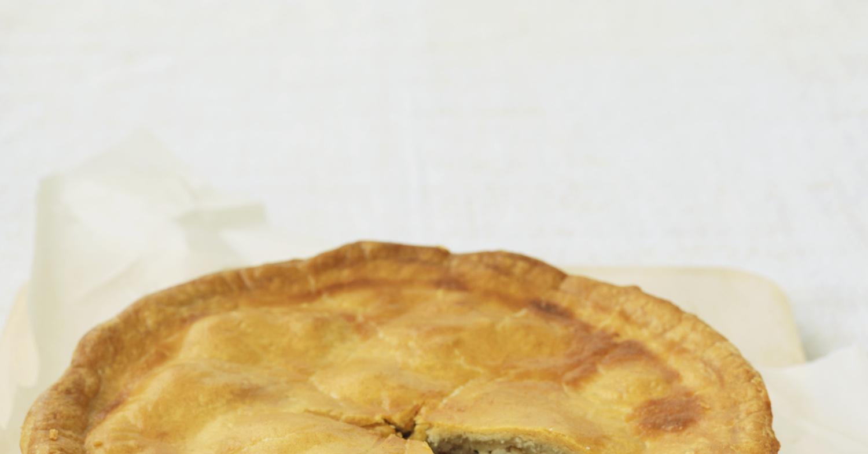 Курник с картофелем и курицей рецепт выпечка и десерты 52