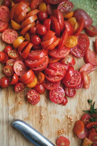 Купоренные помидоры по соченски рецепт