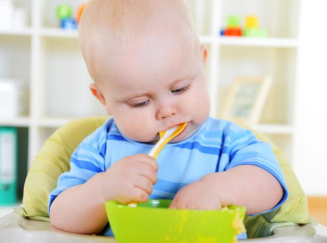 как вводить кашу в прикорм