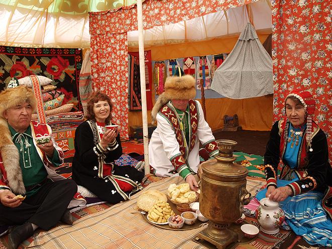 Фестиваль «Сабантуй», фото