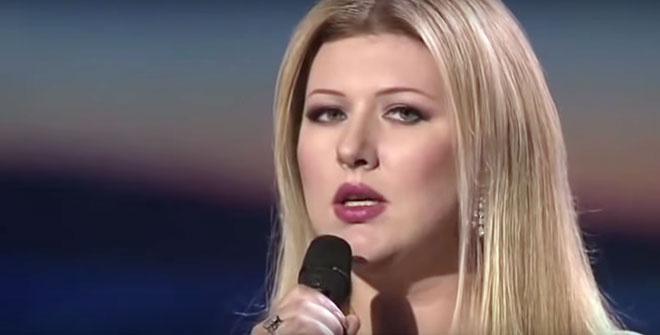 в шоу Голос прошла Ольга Сергеева певица из Челябинска