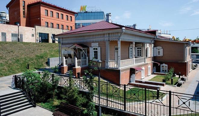 ночь музеев в Иркутске