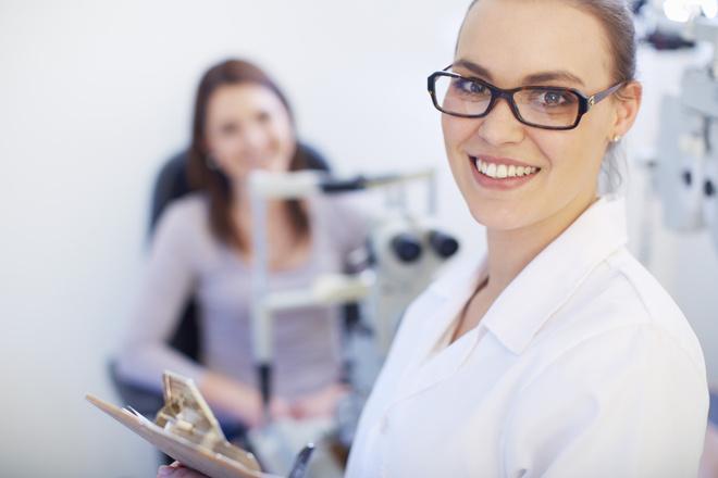 Лучшие офтальмологи