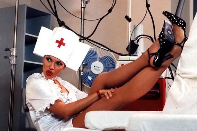 Шоу сексуальных медсестер фото 656-987