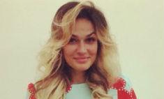 Алена Водонаева вновь изменила цвет волос