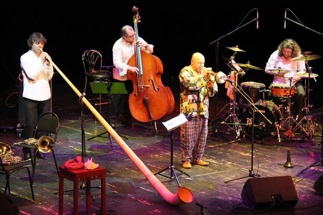 Джаз в усадьбе Сандецкого: второй концерт