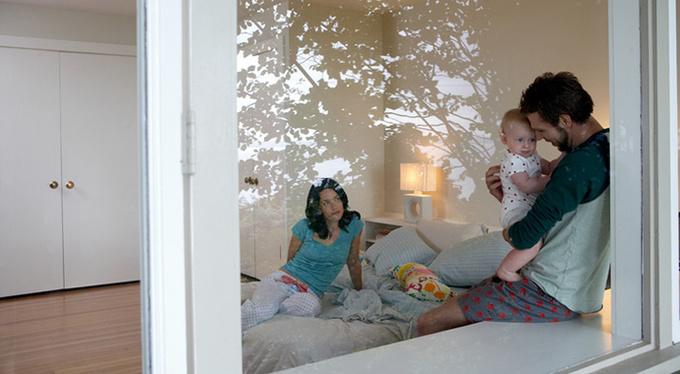 Дети осложняют интимную жизнь?