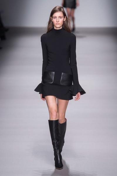 Неделя моды в Лондоне: 22 февраля   галерея [1] фото [14]