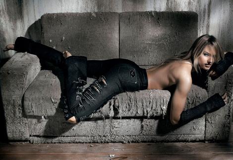 Кэндис Свейнпол снялась в новой рекламной кампании Osmoze   галерея [1] фото [3]