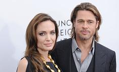 Обручальное кольцо Анджелины Джоли обошлось Питту в 7,5 млн рублей