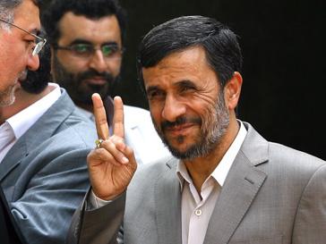 Махмуд Ахмадинежад уверен в своих силах