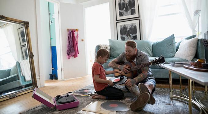 Отцы, дети и рок-н-ролл