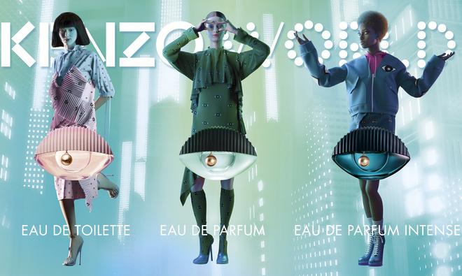 Девушка в стиле Kenzo: что такое Pop-up бутик