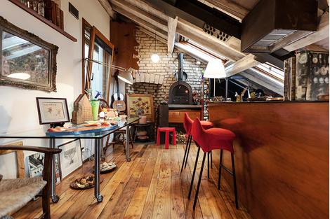 Топ-10: дизайнерские квартиры в Милане | галерея [10] фото [12]