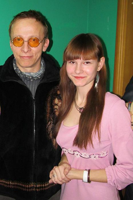 Иван Охлобыстин: фото после концерта