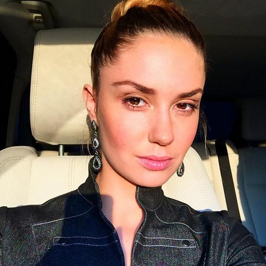 Жена Павла Прилучного Агата Муцениеце попала в аварию