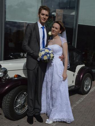 Городская свадьба, День города