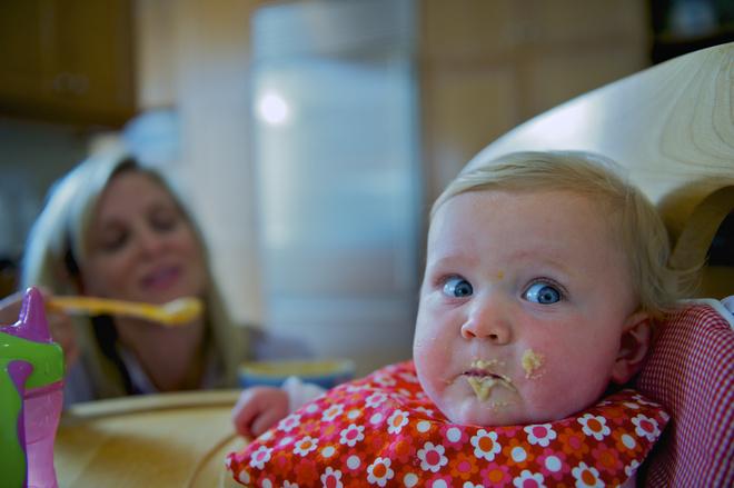мой ребенок не хочет есть