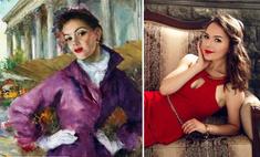 30 прекрасных женщин какскартинки