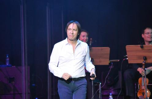 Николай Носков, Омск