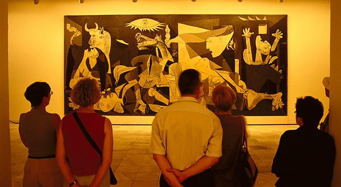 Почему не каждый понимает Малевича и Пикассо?