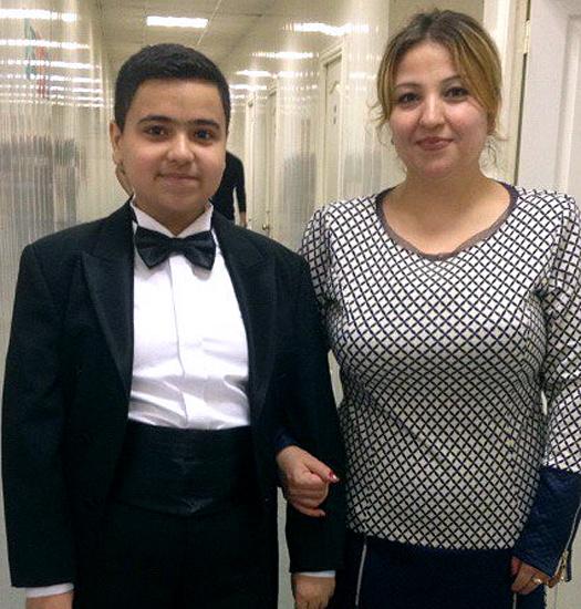 «Голос. Дети 3»: Азер Насибов поблагодарил Пелагею за свой проигрыш