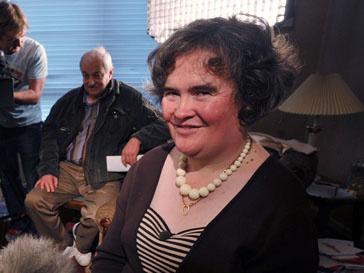 Сьюзан Бойл (Susan Boyle) побила все возможные рекорды