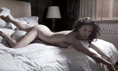 Кэтрин Зета-Джонс снялась обнаженной для журнала