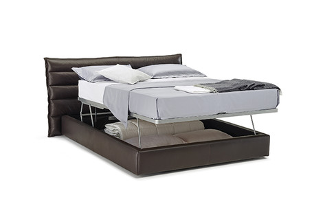 Компания NATUZZI представила коллекцию кроватей | галерея [1] фото [5]